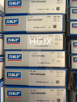 skf bearing angular contact ball bearing 7005CE/P4ADGAVG275 25*47*12mm