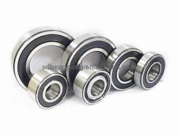 Factory price deep groove ball bearing 6244 open zz 2rs