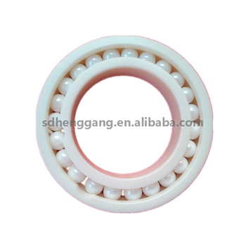 ZrO2 Si3N4 ceramic bearing 6317